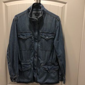 Chaps denim jacket